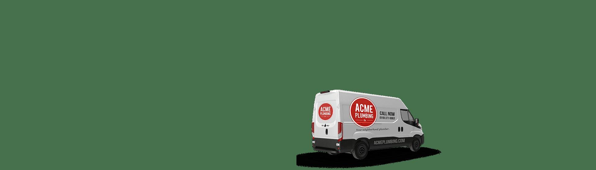 Banner Van
