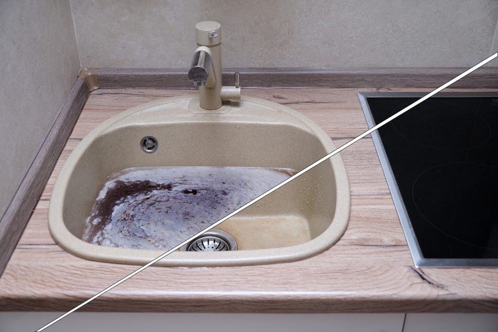 Clogged Kitchen Sink? Here Are 4 Easy Fixes to Try