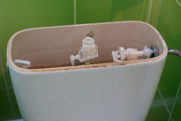 5 Reasons Your Toilet Has Weak Flush