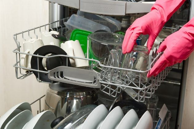 Accidentally Put Dish Soap in the Dishwasher? Here's What You Do Next